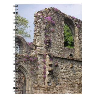Great Britain, United Kingdom, Scotland. Ruins 2 Notebooks