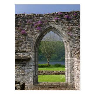 Great Britain, United Kingdom, Scotland. Ruins Postcard
