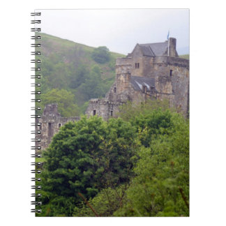 Great Britain, United Kingdom, Scotland, Spiral Notebook