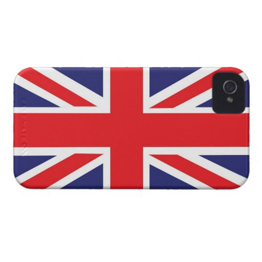 Great Britain's Union Jack iPhone 4 Covers
