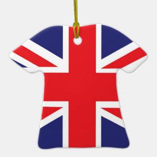 Great Britain's Union Jack Ornament