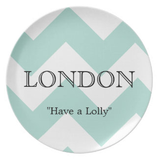 Great Britian - Have a Lolly Plates
