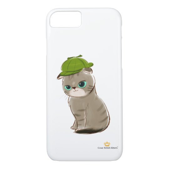 Great British Kittens Apple iPhone 7, Barely There