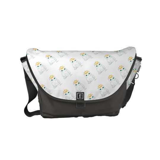Great British Kittens - Cute Small Messenger Bag