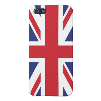 Great Brittan Cover For iPhone 5/5S