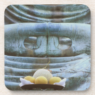Great Buddha Detail, Kotokuji Temple, Kamakura, Coaster