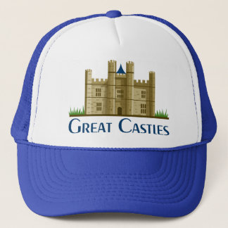 Great Castles Trucker Hat