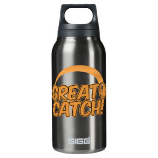 GREAT CATCH! custom Insulated Water Bottle