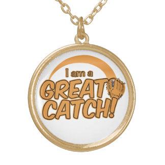 GREAT CATCH! custom necklace