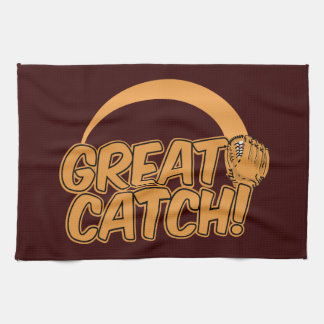 GREAT CATCH!  kitchen towel