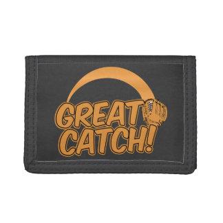 GREAT CATCH! wallets