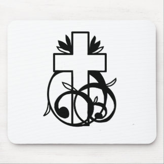 Great Christian design Mouse Pad