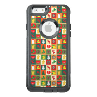 Great Christmas Pattern OtterBox iPhone 6/6s Case