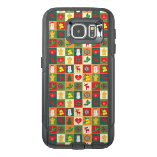Great Christmas Pattern OtterBox Samsung Galaxy S6 Case