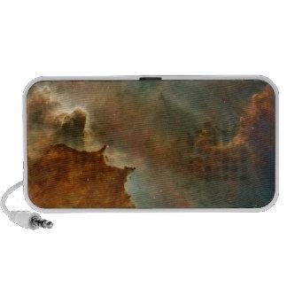 Great Clouds of the Corina Nebula Mp3 Speakers