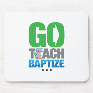 Great Commission Mouse Pad