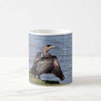 Great Cormorant Coffee Mug