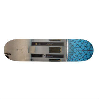 Great Court of the British Museum in London, UK Skate Deck