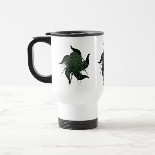 Great Cthulhu Reusable Travel Mug