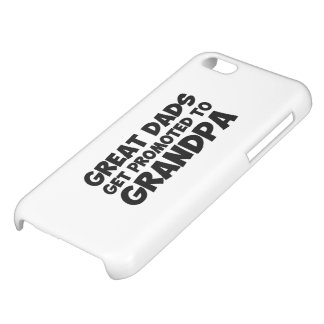 Great Dads Get Promoted To Grandpa iPhone 5C Cover