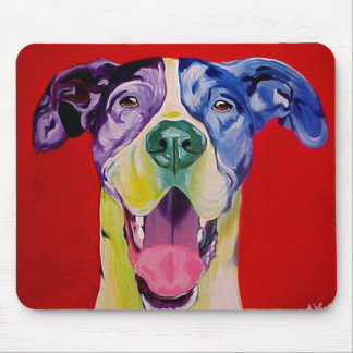 Great Dane #1 Mouse Pad