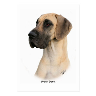 Great Dane 9Y433D-081 Business Card Templates
