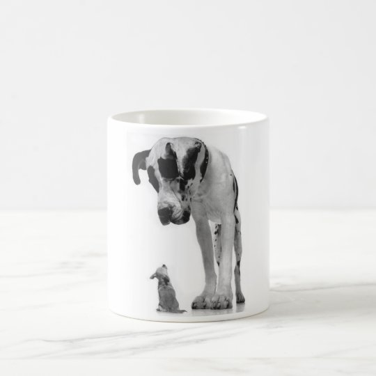 great-dane-and-chihuahua1 coffee mug