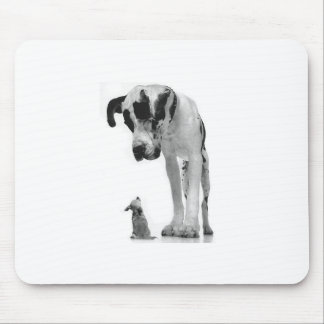 great-dane-and-chihuahua1 mouse mat