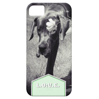 Great Dane Ballou iPhone 5 Cover