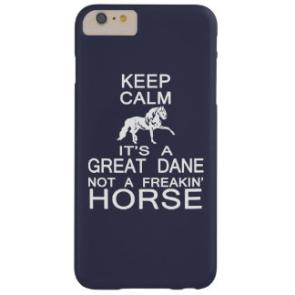 GREAT DANE BARELY THERE iPhone 6 PLUS CASE