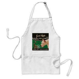 Great Dane Brand – Organic Coffee Company Standard Apron