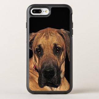 Great Dane Brown Dog Animal OtterBox Symmetry iPhone 8 Plus/7 Plus Case