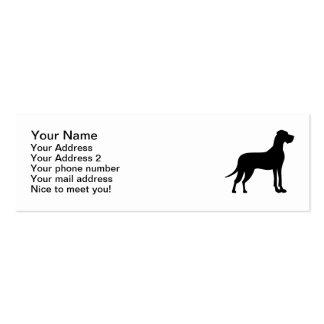 Great Dane Business Card Templates