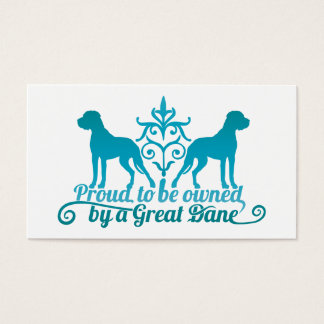 Great Dane Businesscards