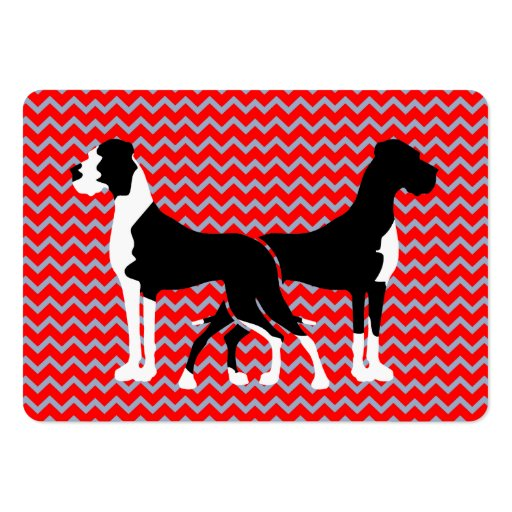Great Dane Businesscards Business Card