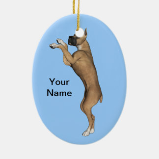 Great Dane Christmas Ornament