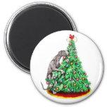 Great Dane Christmas Reach Goals Black UC