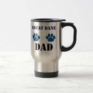 Great Dane Dad Mug