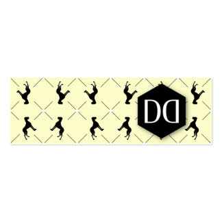 Great Dane DD Identity Pack Of Skinny Business Cards