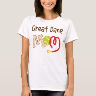 Great Dane Dog Breed Mom Gift T-Shirt