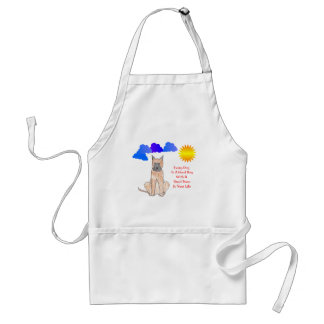 Great Dane Every Day Is A Good Day Standard Apron