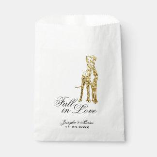 Great Dane favor bag Favour Bags