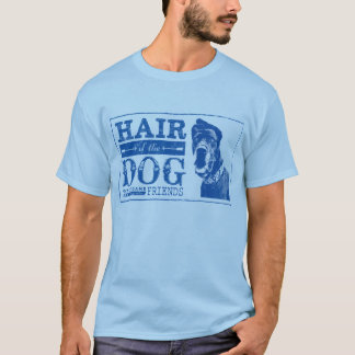 Great Dane Friends Hair of the Dog T-Shirt
