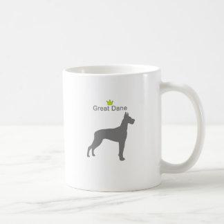 Great Dane g5 Basic White Mug