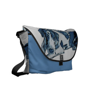 Great Dane Gunner Shoulder Bag Courier Bag