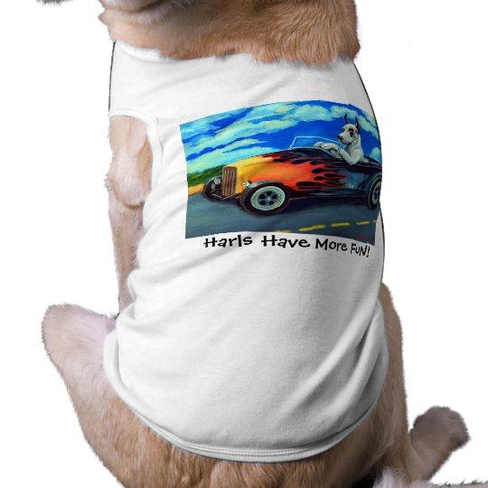 Great Dane Harl Dog Sweater Shirt