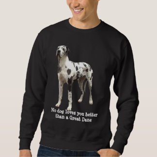 Great Dane Harlequin Unisex Sweatshirt