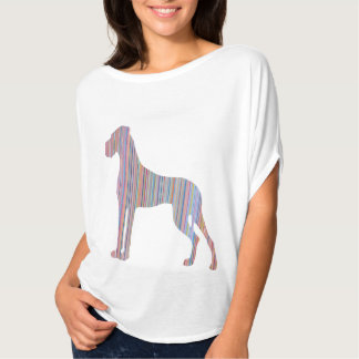 Great Dane in Pastel Colors T-Shirt