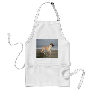 Great Dane King of Dogs Apron