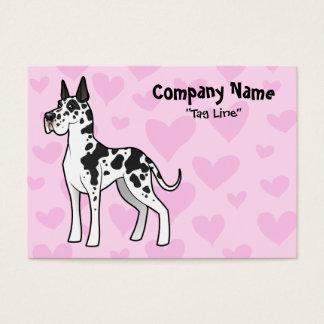 Great Dane Love Business Card